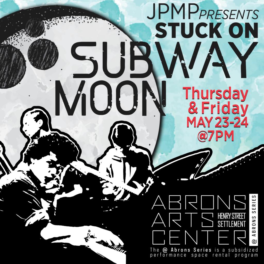 Stuck On Subway Moon - Jazz Passengers Music Projects, Inc.